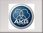 Tra le marche trattate da PR Informatica: AKG