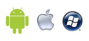 Tra le marche Trattate da PR Informatica: APP_Smartphone_Tablet