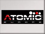 Tra le Marche trattate da PR Informatica: Atomic Europe