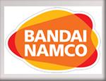 Tra le Marche trattate da PR Informatica: Bandai Namco