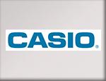 Tra le marche trattate da PR Informatica: Casio