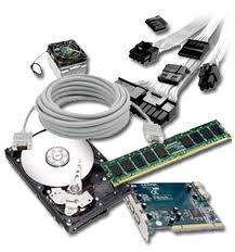 Tra i Prodotti trattati da PR Informatica: Componenti PC
