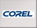 Tra le marche trattate da PR Informatica: Corel