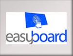 Tra le marche trattate da PR Informatica: Easy Board