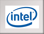 Tra le marche trattate da PR Informatica: Intel