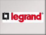 Tra le marche trattate da PR Informatica: Legrand