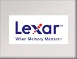 Tra le marche trattate da PR Informatica: Lexar