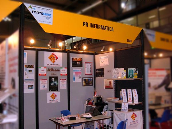 PR Informatica: Foto Stand Matching 2010