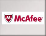Tra i Marchi trattati da PR Informatica: McAfee