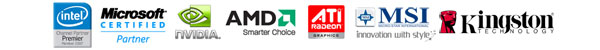 PR Informatica: Microsoft-Nvidia-AMD-ATI-MSI-Kigston