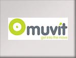 Tra le marche trattate da PR Informatica: Muvit