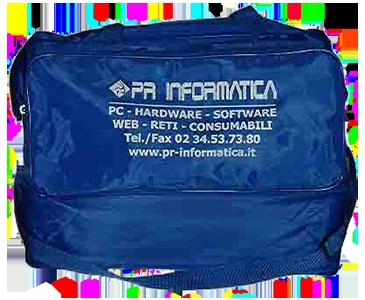 PR Informatica Sponsor: OSG 2001 Borsa Fronte