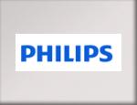 Tra le marche trattate da PR Informatica: Philips