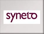 Tra le marche trattate da PR Informatica: Syneto
