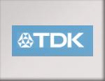 Tra le marche trattate da PR Informatica: TDK