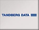 Tra le marche trattate da PR Informatica: Tandberg Data