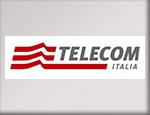 Tra le marche trattate da PR Informatica: Telecom