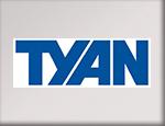 Tra le marche trattate da PR Informatica: Tyan
