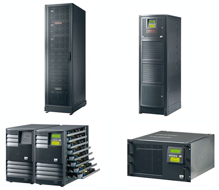 Tra le marche trattate da PR Informatica: UPS On-Line Modulari Archimod, Trimod, Megaline, Megaline Rack